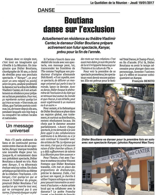 Quotidien 19-07-2017 - Soul City